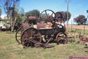 Tractor Museum Lake Cargelligo